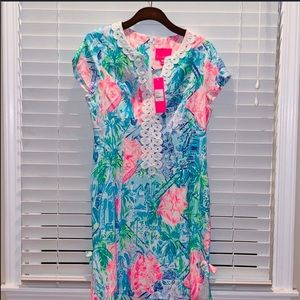 NWT Lilly Pulitzer Cassidy Shift Dress
